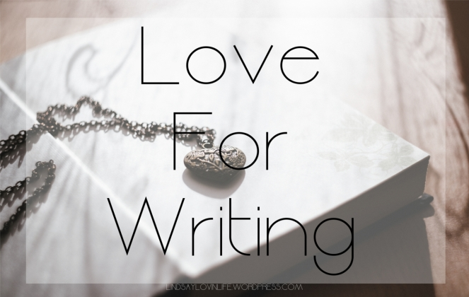 Love For Writing