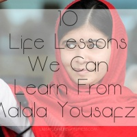 10 Life Lessons We Can Learn From Malala Yousafzai