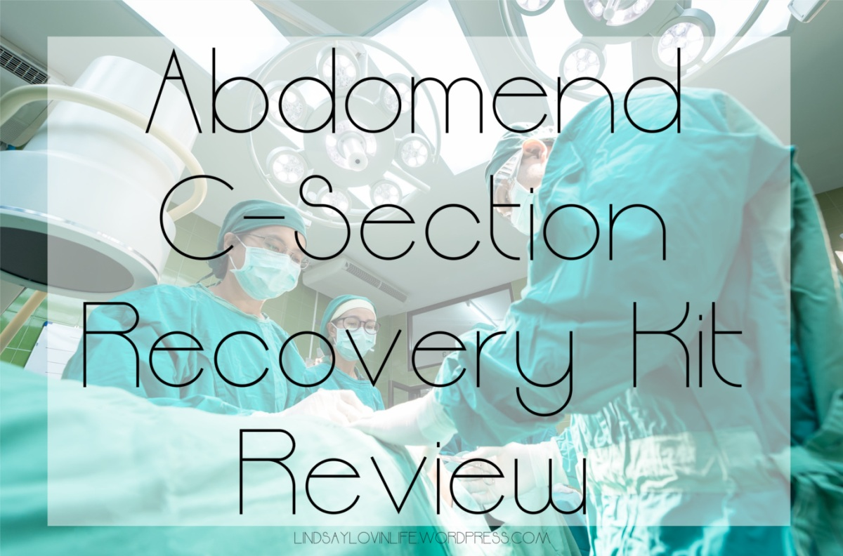Abdomend C-Section Recovery Kit Review