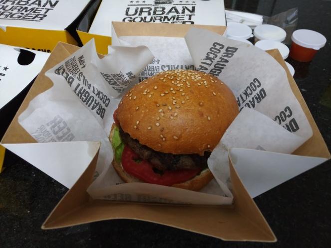 Urban Gourmet 1
