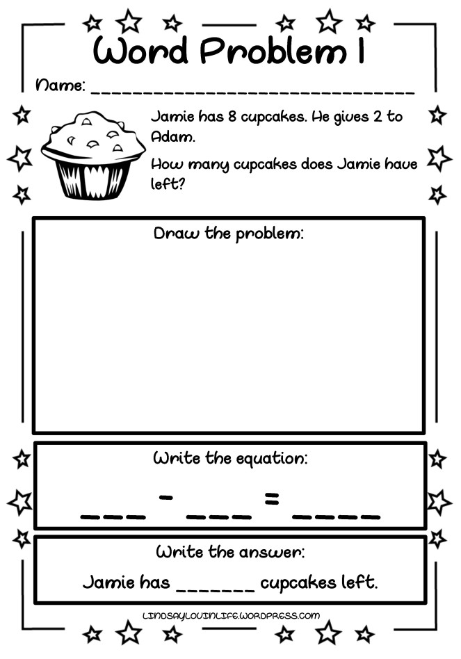 Word Problem 1