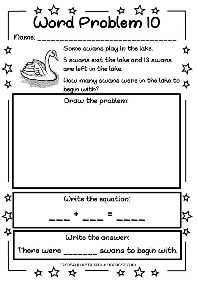 Word Problem 10
