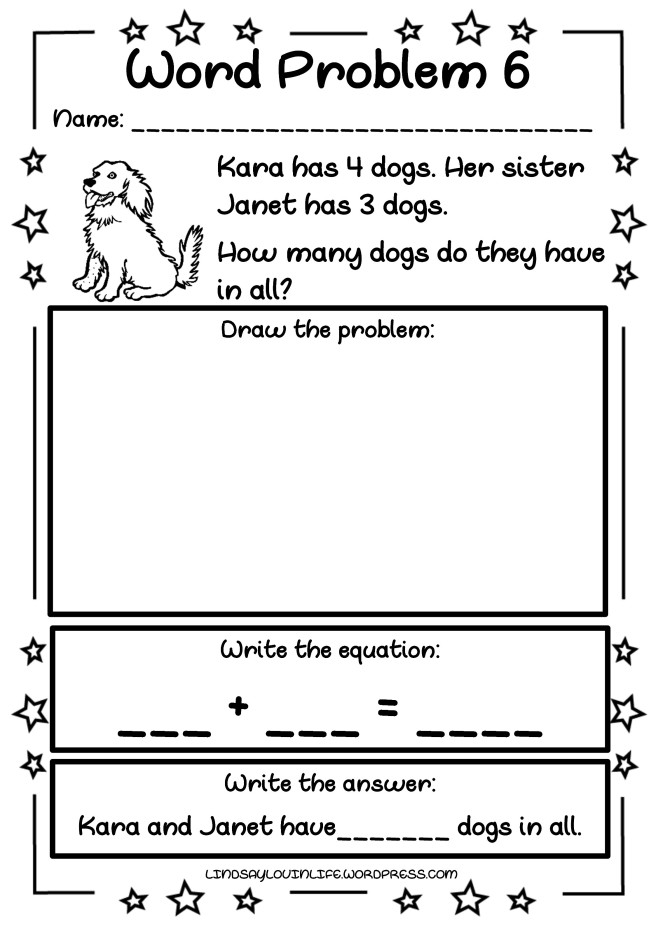 Word Problem 6