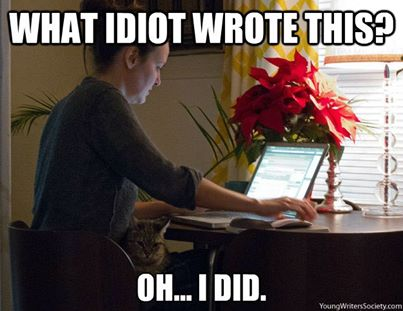 Writing Memes 1