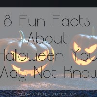 8 Fun Facts About Halloween You May Not Know