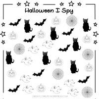 2 Free Halloween Printables