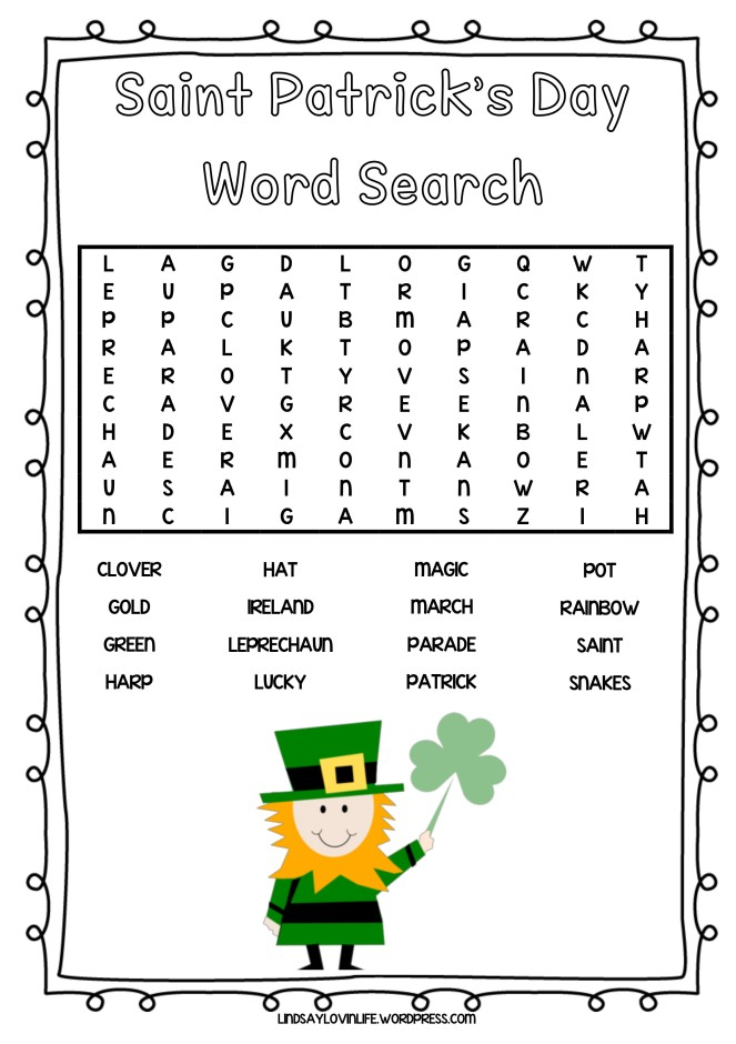 Saint Patrick's Day Word Search.jpg