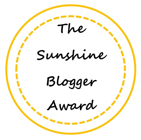 Sunshine blogger badge.jpg